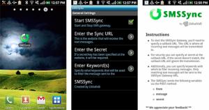 SMS Sync